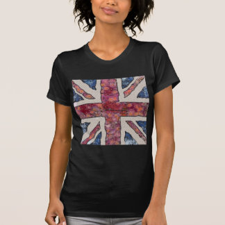 Van Gogh Union Jack T-Shirt