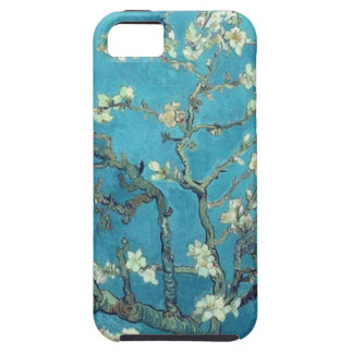 Van Gogh Vase Flowers Blossoms Peace Love Art Case For The iPhone 5