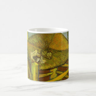 Van Gogh Vincent s Chair With His Pipe Mugs