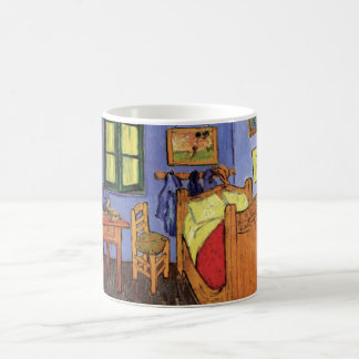 Van Gogh Vincent's Bedroom in Arles, Fine Art Coffee Mug