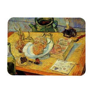 Van Gogh Vintage Post Impressionism Still Life Art Magnet