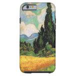 Van Gogh Wheat Field w Cypresses at Haute Galline
