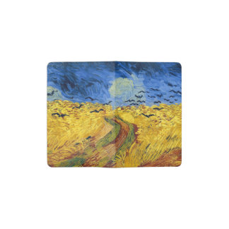 Van gogh wheat fields famous painting