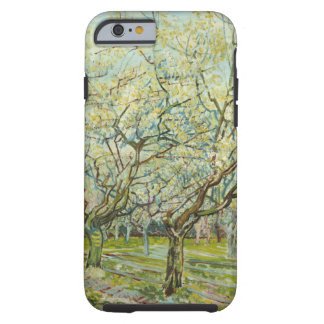 Van Gogh white orchard Tough iPhone 6 Case