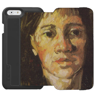 Van Gogh | Woman with her Hair Loose Incipio Watson™ iPhone 6 Wallet Case