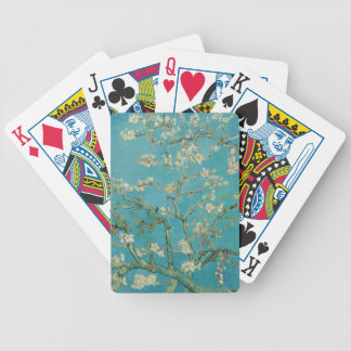 Van gogh's Almond Blossom Bicycle Playing Cards
