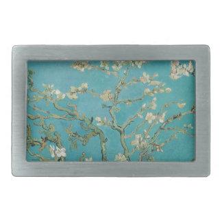 Van gogh's Almond Blossom Rectangular Belt Buckle