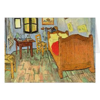 Van Gogh's Bedroom Card