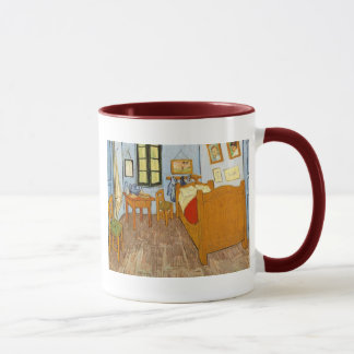 Van Gogh's Bedroom Mug