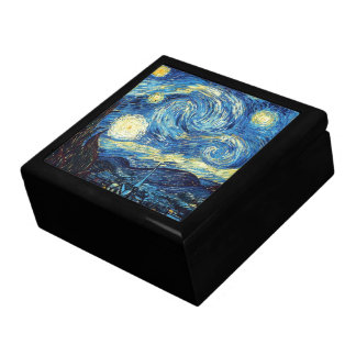 Van Gogh's Famous Painting Starry Night Gift Box