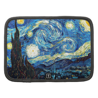 Van Gogh's famous painting, Starry Night Organizer