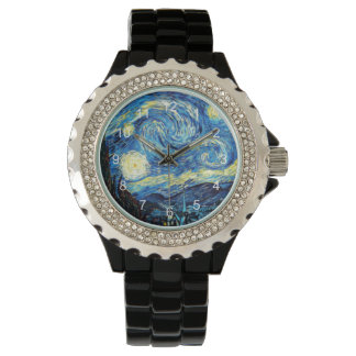 Van Gogh's famous painting, Starry Night Watch
