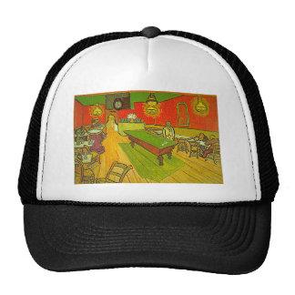 Van Gogh's 'Night Cafe' Trucker Hat
