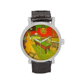Van Gogh's 'Night Cafe' Watch