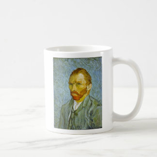 Van Gogh's 'Self Portrait' Mug