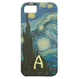 Van Gogh's Starry Night Detail iPhone 5 Cover