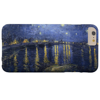 Van Gogh's Starry Night Over the Rhone Barely There iPhone 6 Plus Case