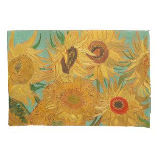 Van Gogh's Sunflowers Pillowcase