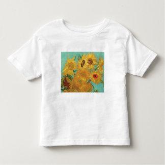 Van Gogh's Sunflowers Toddler T-shirt