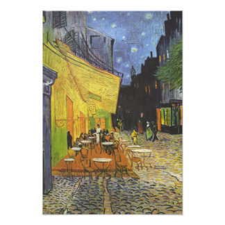 Van Gogh's Terrace Cafe Photo