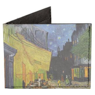 Van Gogh's Terrace Cafe Tyvek® Billfold Wallet