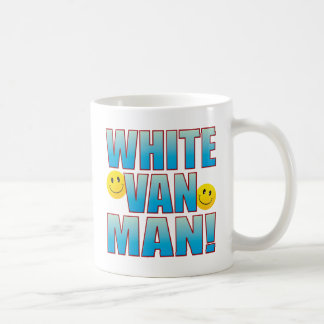 Van Man Life B Coffee Mug