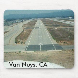 Van Nuys, CA Mouse Pad
