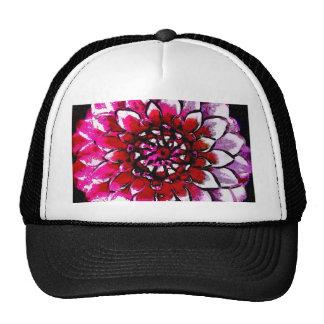 Van Spun Floral Trucker Hat