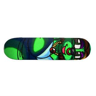Vanah the Omni Skateboard. Skate Board