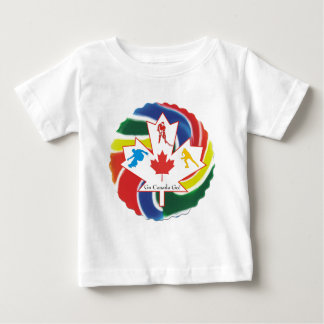 Vancouver 2010 Winter Olympics Baby T-Shirt