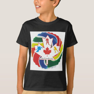 Vancouver 2010 Winter Olympics T-Shirt