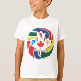 Vancouver 2010 Winter Olympics T-shirts