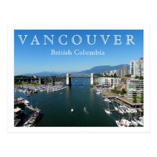 Vancouver, AVANT JÉSUS CHRIST Cartes Postales
