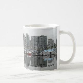 Vancouver, B.C. Canada Coffee Mug