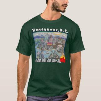 Vancouver B.C. Canada T-Shirt
