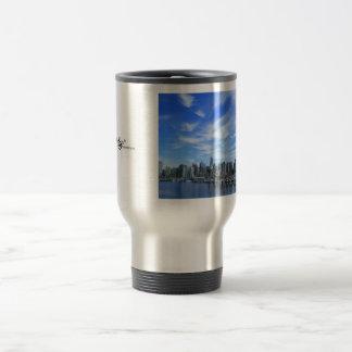 Vancouver, BC travel mug