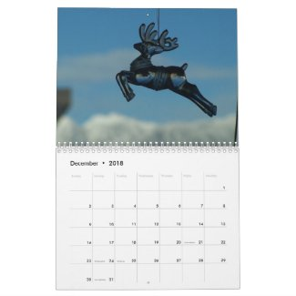 Vancouver BC Wall Calendar
