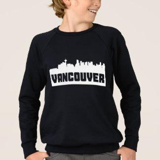 Vancouver British Columbia Skyline Sweatshirt