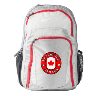 Vancouver Canada Backpack