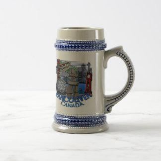 Vancouver Canada Beer Mugs & Beer Glasses