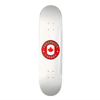 Vancouver Canada Custom Skateboard