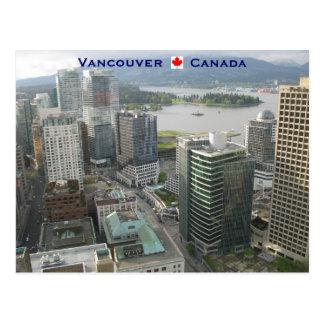 Vancouver Canada Postcard