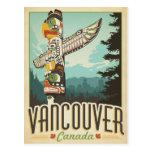 Vancouver, Canada Postcard
