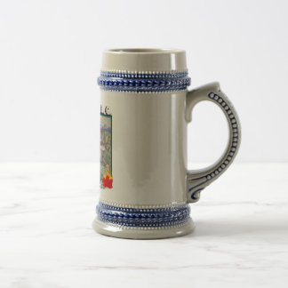 Vancouver Canada Stein