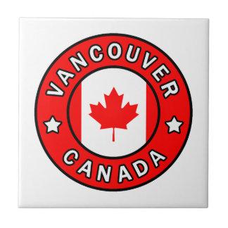 Vancouver Canada Tile