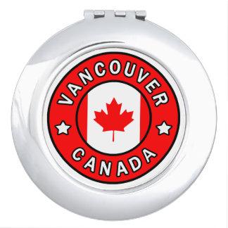 Vancouver Canada Vanity Mirror