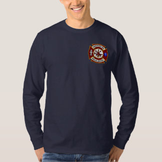 Vancouver Fire Engine-2 Long Sleeve Tee