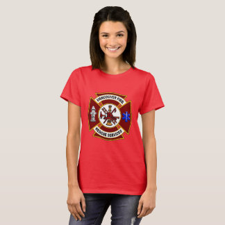 Vancouver Fire Rescue T-Shirt