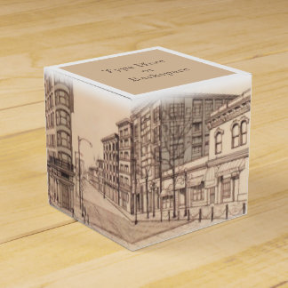 Vancouver Gift Box Personalized Gastown Gift Boxes Party Favor Boxes