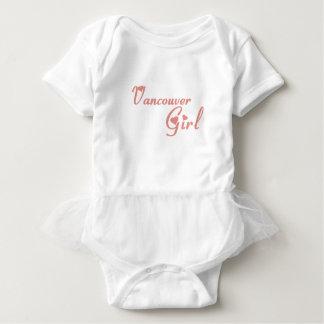 Vancouver Girl Baby Bodysuit